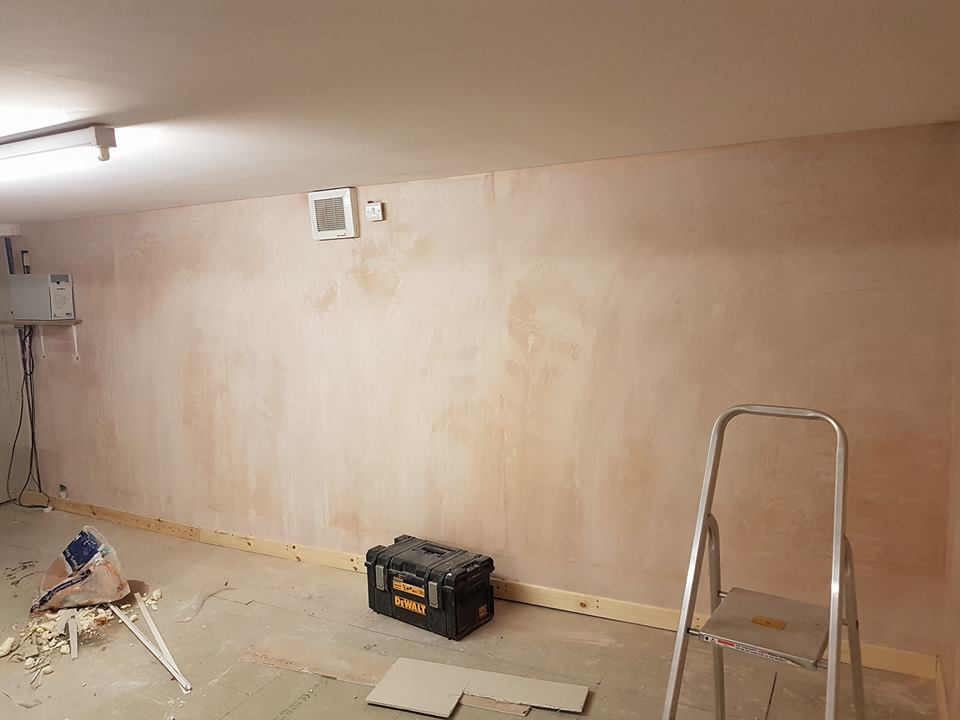 Complete damp - North Yorkshire Remedials